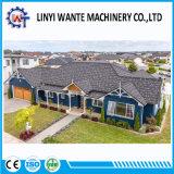 Umweltfreundlicher Baumaterial-Stein-überzogene Metallschindel-Dach-Fliese