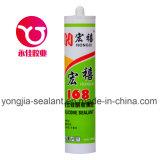 Puate d'étanchéité acétique économique d'usage universel de silicones de généraliste (HX-168)