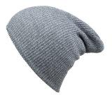 고품질 뜨개질을 한 모자 겨울 모자 공상 스티치 모자
