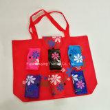 Мягкие хозяйственные сумки Tote полиэфира 210d для повелительниц (YY210SB020)