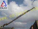 De hydraulische Ineenschuivende Kraan van het Dek met Ingetrokken Boom met ISO- Certificaat