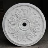 ポリウレタン華やかな天井の円形浮彫りPUの天井ローズHn106