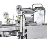 Machine à étiquettes de chemise automatique de rétrécissement pour la bouteille ronde et la bouteille de grand dos