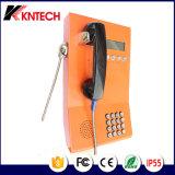 Телефон взморья Knzd-23 GSM для зданий квартир и ATM