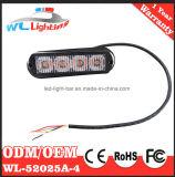 balises lumineuses latérales de 12-24V DEL pour la remorque 4W de camions