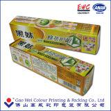 習慣によって印刷されるパッケージの紙箱