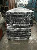 Unistrut fatto dalla lamiera di acciaio di HDG con l'estremità pulita e l'estremità normale (Manica)