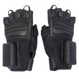 Электрическая перчатка для воиска с кожей козочки и Breathable тканью