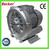 ventilatore della Manica del lato della pompa di aria di vortice del ventilatore dell'anello di Alto-calibro per il trattamento di acque di rifiuto