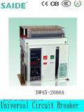 Всеобщий воздушный выключатель Merlin Gerin Acb автомата защити цепи Dw45