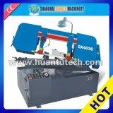 Venta caliente del metal del corte del acero sierra de cinta de la máquina