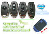 Nuevo HC301 433.92MHz código evolutivo Control remoto de RF para Nova