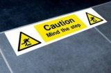 Pag anti de la resbalón del piso Etiqueta mesa de té Decoración extraíble impermeable piso Decal Decoración de Mejora