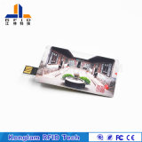Smart card grande por atacado da capacidade de RFID com o disco instantâneo do USB 4GB