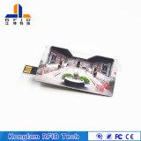 Tarjeta al por mayor del mecanismo impulsor del flash del USB de RFID con la capacidad 4GB
