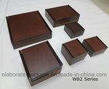 Contenitore di vigilanza di legno della singola lacca di lusso di Hotsale