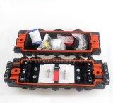 горизонтальное приложение соединения оптического волокна 24ports (Capacity 96ports)