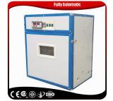 La machine automatique d'incubateur de volaille/évaluent mieux l'incubateur d'oeuf de caille