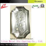 La aleación de aluminio caliente de la venta a presión la cubierta de la puerta del metal del hardware de la fundición