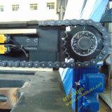 Cortadora láser de fibra de alta potencia para corte CS / SUS / Ss / Alu / Hoja galvanizada