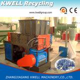 Desfibradora y trituradora plásticas dos en una máquina