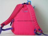 Junge-Entwurfs-Polyester-netter voller Drucken-/Notebook-Rucksack-Beutel, Hochschulart-Schule-Laptop-Rucksack-Beutel-im Freienarbeitsweg-Laptop-Rucksack für MacBook