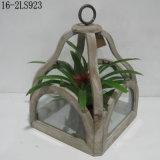 木の花プランターの古典的なデザイン型