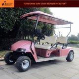 ゴルフコースおよびホテルのための四人乗りの電気ゴルフカート