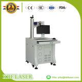 Машина отметки лазера волокна для PVC ABS металлов
