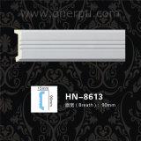 PU потолочные украшения из полиуретана литьевого формования Cornice обычная Hn-8613 литьевого формования