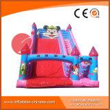Trasparenza rimbalzante di salto gonfiabile del giocattolo (T4-220)