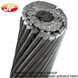 Aplicación de techo aluminio conductores ACSR Cable reforzado de acero