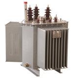 Transformateur haute tension à énergie électrique immersion à huile de 11kv 33kv