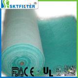 Sala de pintura en Spray de fibra de vidrio filtro piso