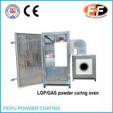 Het Verwarmen van het Aardgas van LPG de Oven van de Deklaag van het Poeder