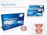 14 dents instantanées d'utilisation de jours blanchissant des bandes du blanc 3D