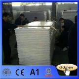El panel de emparedado del poliuretano del precio bajo para la azotea