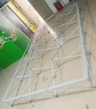 Le salon sautent vers le haut l'étalage de contexte de tissu de tension de stand d'extension