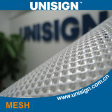 PVC Mesh Flex Banner para publicidade em construção