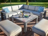 De Waterdichte Luxe voor alle weersomstandigheden om de Rieten Ontwerpen van de Rotan HD tuiniert OpenluchtMeubilair