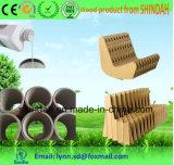 ペーパー管の作成のための水の基づいたペーパー付着力の接着剤