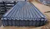 電流を通される卸し売り波形の金属の鋼鉄亜鉛シートに屋根を付ける