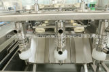 Macchinario di coperchiamento di riempimento da 5 galloni dell'acqua automatica del barilotto con Ce
