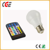 E27 Bluetooth 지능적인 LED 음악 전구 지능적인 LED 전구 LED 램프