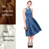 衣服のためのデザインデジタルによって印刷される16mm絹の伸張のCharmeuse最新のファブリック