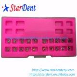 عمليّة بيع حارّ أسنانيّة لتقويم الأسنان معدن [روث] كتائف