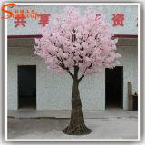 새로운 디자인 결혼식 훈장 사용 인공적인 벚나무