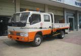 작은 4X2 실제적인 5개 T 덤프 트럭 대원 택시 트럭 5 톤 팁 주는 사람 화물