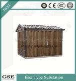 Zbw Serie kombinierte kastenähnliche Umspannstation/Leistungstranformator-Nebenstelle