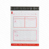 Sacs de expédition de courier en plastique de Coextruded avec la poche de document